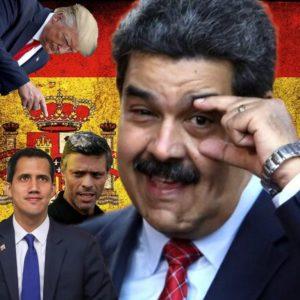 Maduro entre gringos, chapetones e o Decreto de Guerra a Muerte 1