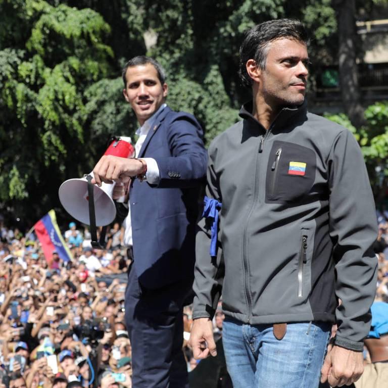Maduro entre gringos, chapetones e o Decreto de Guerra a Muerte 2
