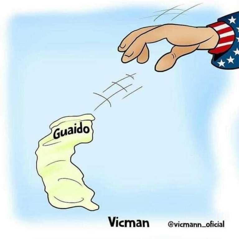 Maduro entre gringos, chapetones e o Decreto de Guerra a Muerte 3