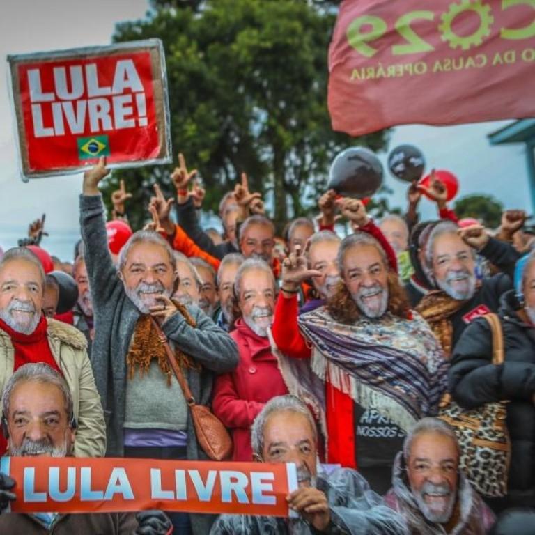 THOMAS DE TOLEDO Lula se presta ao papel de militantezinho de partideco