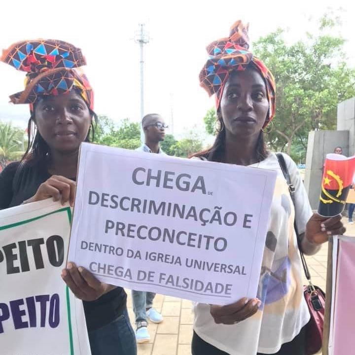 Edir Macedo, Bolsonaro e o neoimperialismo moral da Igreja Universal em Angola