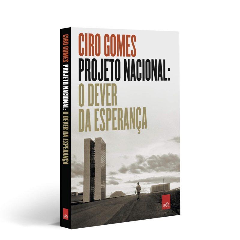 """Na última parte do livro Ciro Gomes se dedica a uma corajosa crítica solidária e construtiva às práticas da esquerda, tanto no mundo, quanto no Brasil. Ciro se define ideologicamente e se alinha resolutamente à corrente de ideias do trabalhismo histórico, compreendida como """"o caminho brasileiro"""" para o desenvolvimento com justiça social."""