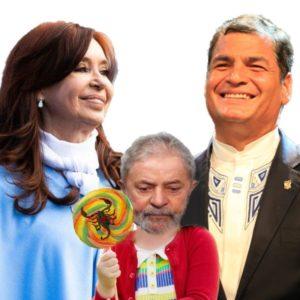 A lição de Rafael Correa: união pela esperança