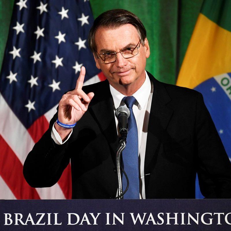 O que assistimos no Brasil foi o oposto que nossos irmãos do terceiro mundo fizeram. Testemunhamos a implosão da autoridade central no país a partir da agressão imperialista dos Estados Unidos que instalou um assistente