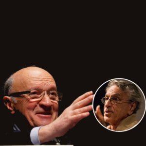 A histeria contra Caetano Veloso e Domenico Losurdo
