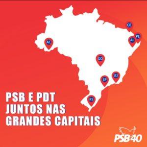 Um chamado aos trabalhistas: em defesa da aliança PDT – PSB