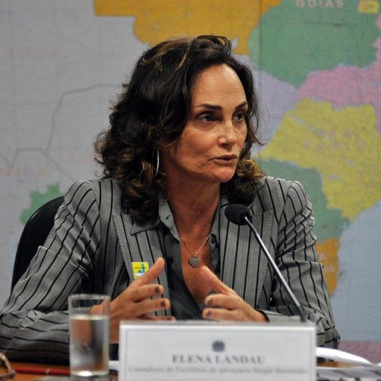 Elena Landau no País dos Liberalismos