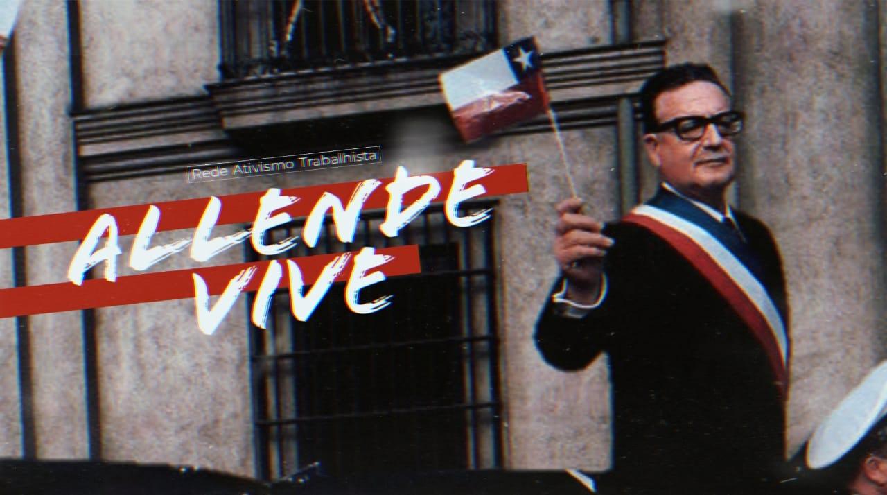 Nota em homenagem ao camarada Salvador Allende e seu legado de justiça, igualdade e nacionalismo