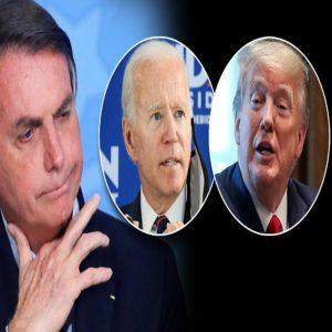 Contra Trump, Biden e Bolsonaro, precisamos reinventar o Brasil