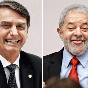 Bolsonaro e lula, A polarização morreu