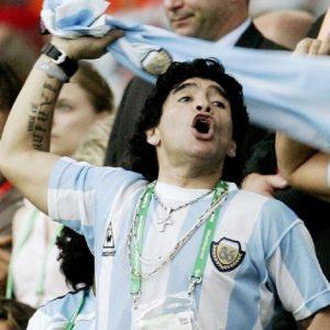 Maradona morreu hoje (25), nesta triste quarta-feira, uma das maiores figuras da história do povo latino americano.