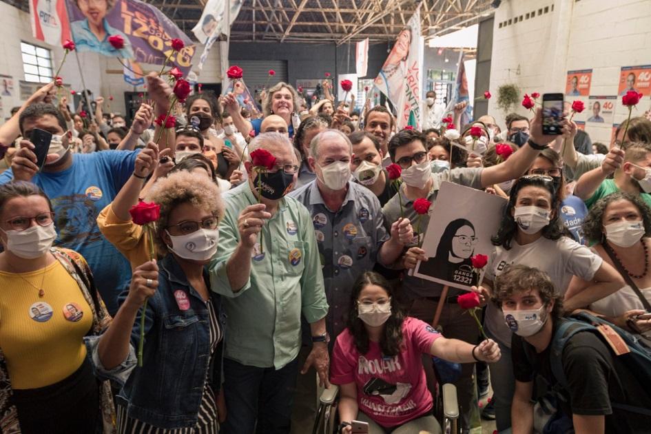Por Iberê Moreno Rosário e Barros - Vamos para Rua! Vamos para as tendas! Temos uma convicção que ninguém nos tira: Política se faz na ação, não na intenção. Temos Projeto! Temos Proposta! Temos Palavra!