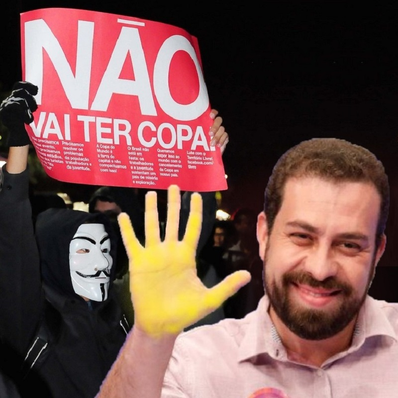 Para Gleisi Hoffman, é mais importante para o PT eleger vereadores do que se aliar a quem quer que seja (PSOL). Márcio França curtiu isso.