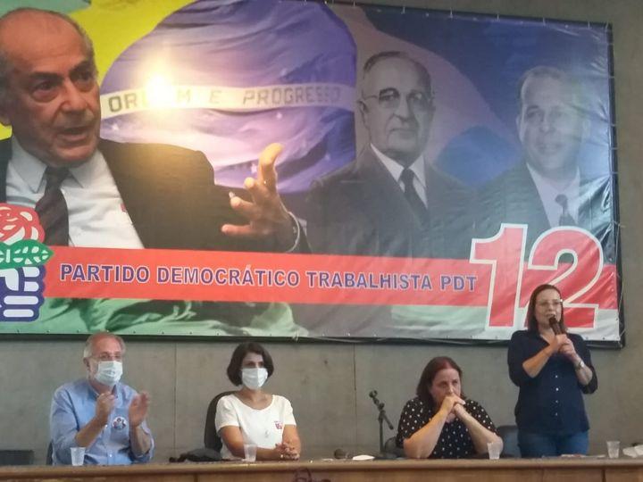 Carta Compromisso apresentada pelo PDT à candidatura de Manuela D'ávila