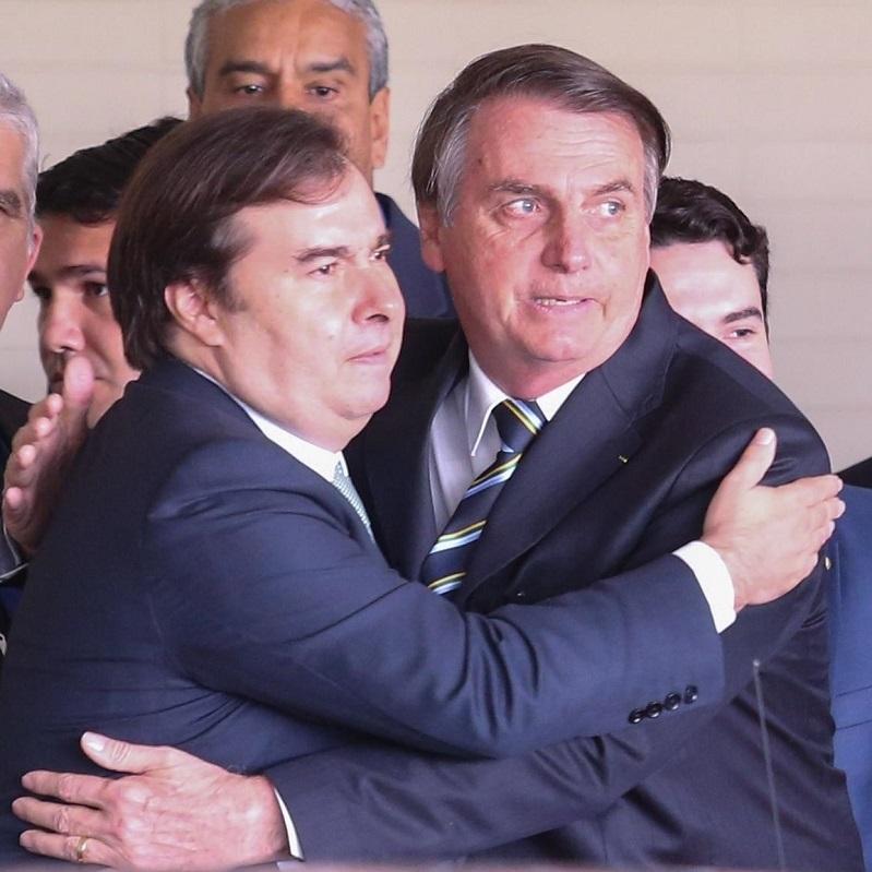 MILTON TEMER Radicalidade contra a resiliente popularidade de Bolsonaro popularidade bolsonaro rodrigo maia
