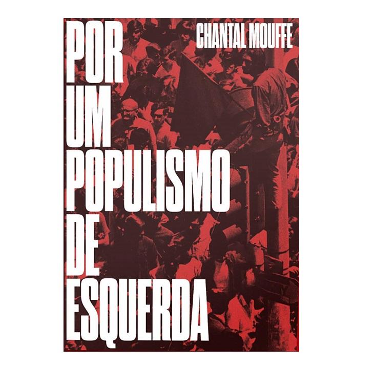 Capa do Livro Por um Populismo de Esquerda
