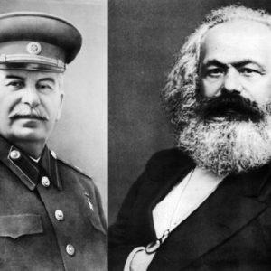"""A ideia de que o marxismo-leninismo (ML) é apenas """"stalinismo"""" ou se refere apenas ou fundamentalmente ao marxismo soviético tem dois fundamentos: ignorância histórica ou desonestidade . Primeiro, o termo não foi criação soviética, mas latino-americana. Aliado a isso, o próprio Stálin falou de marxismo-leninismo pouquíssimas vezes na vida. Alguns falam de 3 e outros de 5 ou 6 vezes. Fora da URSS, ainda nos anos 30, vários comunistas, como os chineses, falavam de marxismo-leninismo com um sentido diferente que o soviético."""