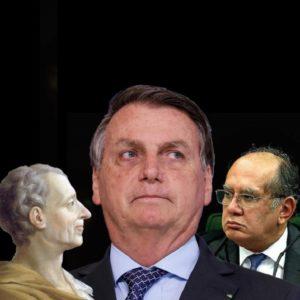 """Por Christian Lynch - O dilema político na luta entre Bolsonaro e o STF lembra aquela do absolutismo monárquico contra a nobreza togada francesa do século 18, que defendia a """"constituição"""" que lhe garantia os privilégios."""