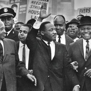 A forma Estado no pensamento de Martin Luther King Jr.