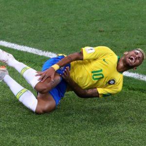 Neymar e a irresponsabilidade como exemplo