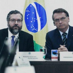 O que Brasil, Butão e Bolsonaro têm em comum? O que o reino da Felicidade tem que a baiana brasileira não tem? Vacina...