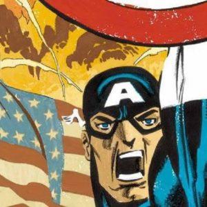 Capitão América Branco é obra da consagrada dupla Jeff Loeb e Tim Sale, que fizeram história juntos na DC, com Batman e Mulher Gato, e na Marvel com a série das cores, que remete às origens dos personagens: Demolidor Amarelo, Hulk Cinza e Homem Aranha Azul. Capitão América Branco é parte dessa série, mostra o início de sua carreira na Segunda Guerra Mundial, seu encontro com Bucky, suas primeiras missões com Nick Fury e o Comando Selvagem.