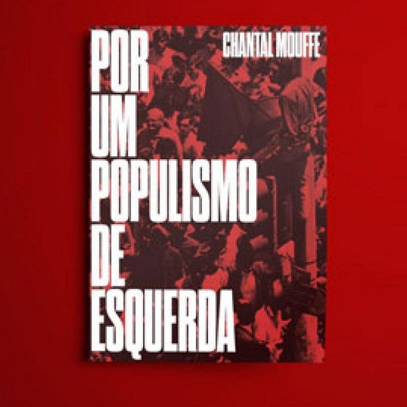 """Finalmente chegou aqui em casa o livro da Chantal Mouffe, esse Por um populismo de esquerda(Autonomia Lirterária). Eis aí uma sugestão de leitura para muitos de nós, da ESQUERDA, mais preocupados com a """"essência"""" do que é ser esquerda do que com questões práticas e racionais do jogo concreto possível."""