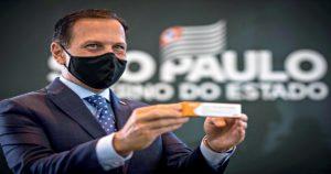O feitiço que pode virar contra o feiticeiro no palanque eleitoral da vacina. João Doria Coronavac
