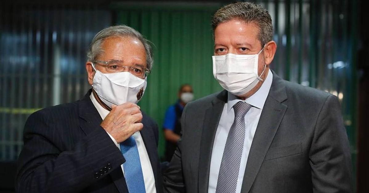 arthur lira paulo guedes banco central